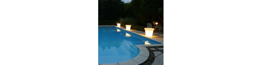Eclairage, Lampes et Pots Lumineux