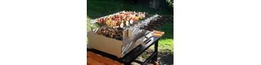 Barbecues Charbon de Bois