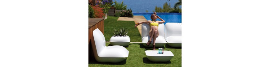 mobilier outdoor design 3 univeco. Black Bedroom Furniture Sets. Home Design Ideas